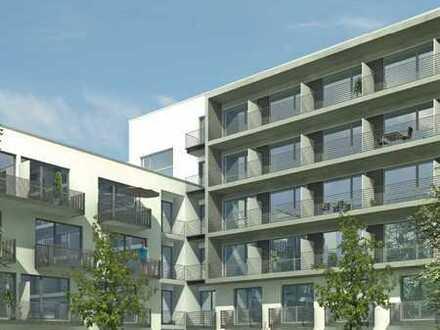 Helles Einzelappartement mit Balkon u. Pantryküche