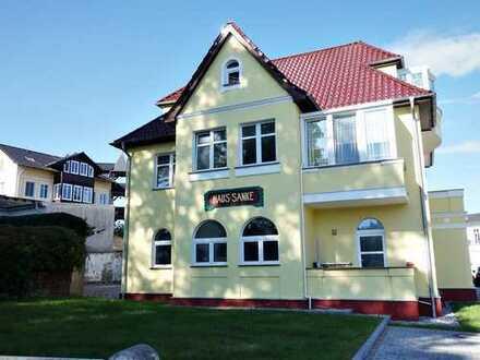 Attraktive Ferienwohnung in absoluter Strandnähe im Ostseebad Ahlbeck zu verkaufen