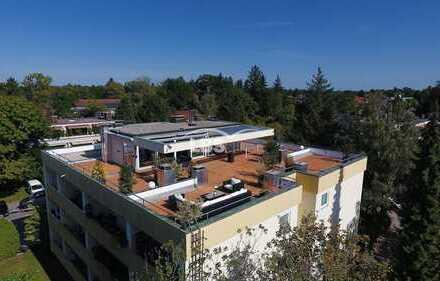 Maisonette-Penthouse-Dachterrasse ca. 310 m²!