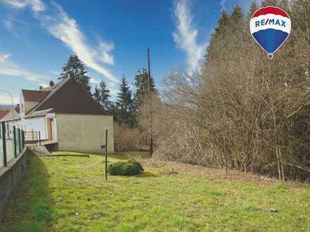 Aufbauen & aufleben! Grundstück in zentraler Lage von Lautenbach