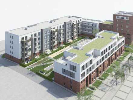 *Ideale Kapitalanlage* 2-Zimmer-Wohnung mit Terrasse