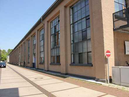 Büro in ehemaligem Fabrikgebäude Durlach, zentrale Lage, direkt vom Eigentümer
