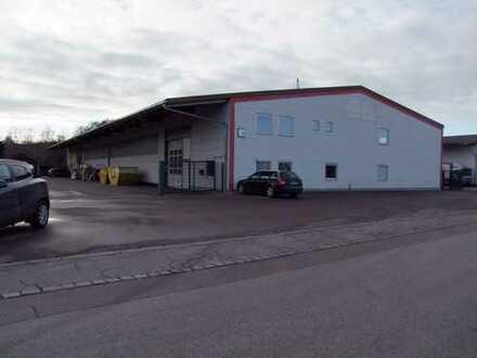 Industriehalle in Wolnzach
