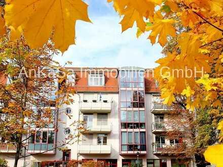 AnKaSa Immobilien*Top Single-WE*EBK*LIFT*BALKON*Dusche*Fußbodenheizung*Bielapark*