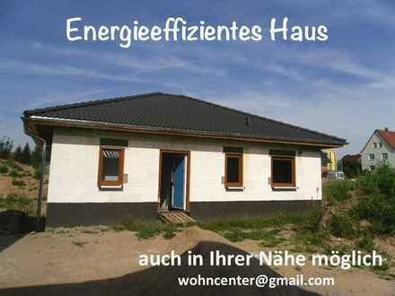 BUNGALOW mit 100 m² Wohnfläche - 3 oder 4 Zimmer