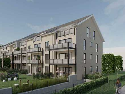 Rückzugsort = Lieblingsort! Schicke 3 Zimmer-Neubauwohnung mit Balkon im schönen Krefeld-Königshof