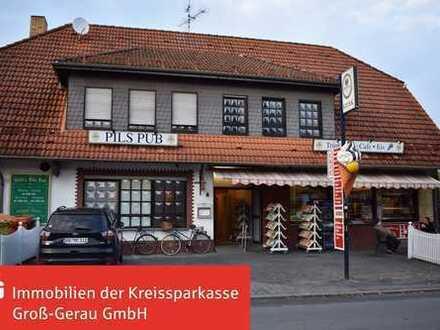 ***Lukrative Gastronomiegewerbefläche in Geinsheim - Kneipenlokal & Kiosk mit Schnellimbiss***