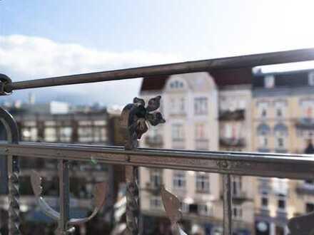 Maisonettewohnung - über den Dächern von Eppendorf