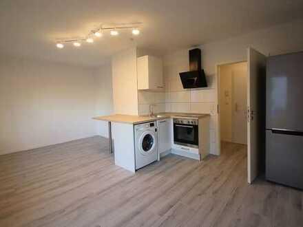 !Sofort beziehbares 1-Zimmer-Appartement mit Balkon und Stellplatz in KA-Oberreut! *provisionsfrei*