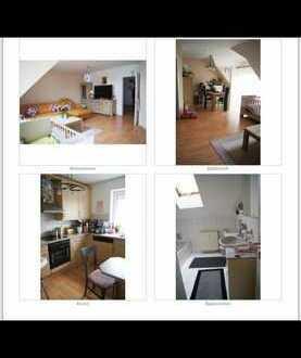 Provisionsfrei!!! Wohnung mit Balkon, Galerie sowie Garage