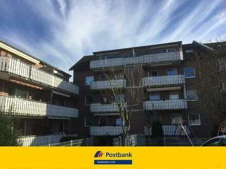 PREISREDUZIERUNG! Helle Wohnung mit Balkon zur Vermietung oder Eigennutzung.
