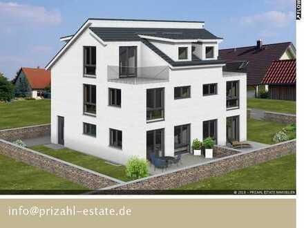 Exklusive Neubau Doppelhaushälfte in perfekter zentraler Lage in Heusenstamm