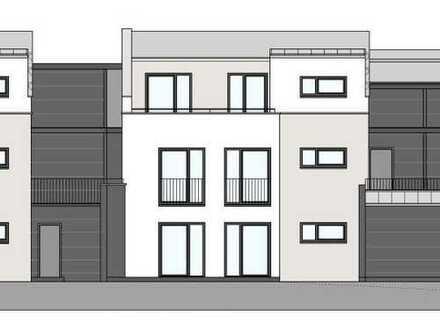 3 Zimmer Neubau - 1. OG, Dachterrasse Haus C