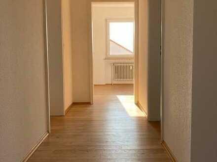 Helle 3-Zimmer-Wohnung mit Balkon in Ansbach
