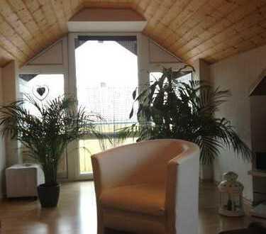 2 Zimmerwohnung mit Balkon und Garage