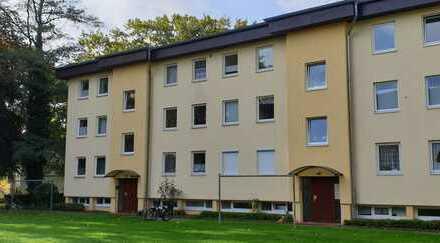 Lichtdurchflutete und ruhige 2,5-Zimmer-Wohnung zur Miete in Lübeck