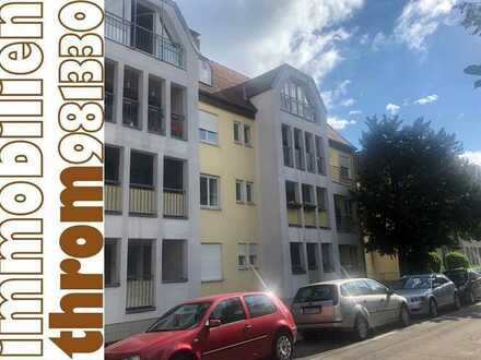 Vermietete 3-Zimmer-Wohnung mit Südbalkon in bester Stadt/Villenlage - Musikerviertel -