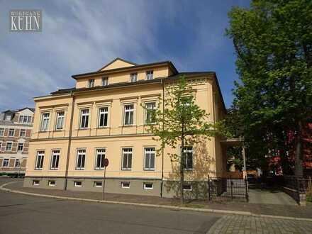 Wenige Meter zum Zentrum und zum Schwanenteich - schöne Wohnung in Stadtvilla - neu renoviert