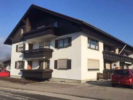 2-Zimmer-Wohnung mit schönem Südbalkon am Stadtrand von Sonthofen
