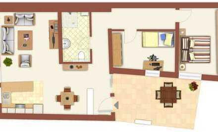 Schnäppchen ! Eigentumswohnung 3,5 Zimmer Neubau in Bad Mergentheim Zentrum