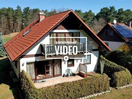 Ihr Weihnachtsgeschenk? Luxuriöses Einfamilienhaus bei Potsdam - ruhig und gemütlich - Borkheide