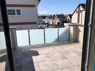 NEUBAU - Helle 2-Zimmer-Wohnung mit Terrasse