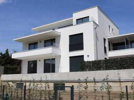 3-Zimmer Neubauwohnung im Erdgeschoss mit großer Terrasse und Garten