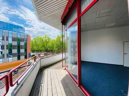 Großzügige Praxis,- und Büroräume im Zentrum von MG-Rheydt mit TG-Stellplätzen, EBK, Aufzug un