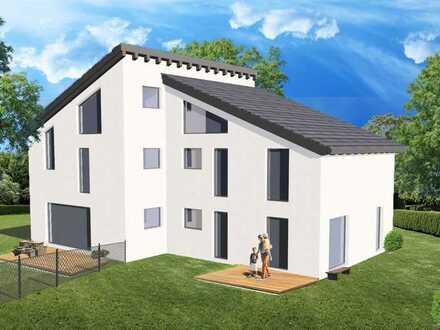 Reizvolle Doppelhaushäfte in 82269 Geltendorf-Walleshausen