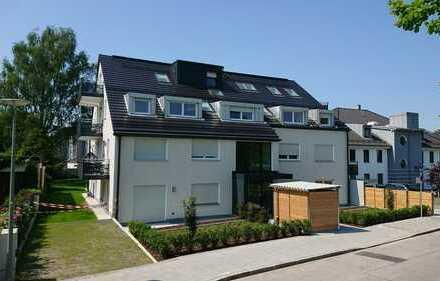 2 Zimmer Apartement- grün & ruhig wohnen