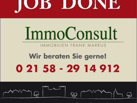 JOB DONE - GEMÜTLICHE 3-ZIMMER-WOHNUNG IN ZENTRALER LAGE VON GREFRATH ZU MIETEN!