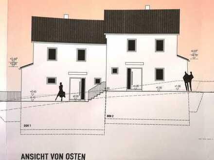 Vorankündigung... mit viel Zeit ins neue Zuhause: DHH in Erstbezug_Achdorf Höhenlage ab 01.02.2020