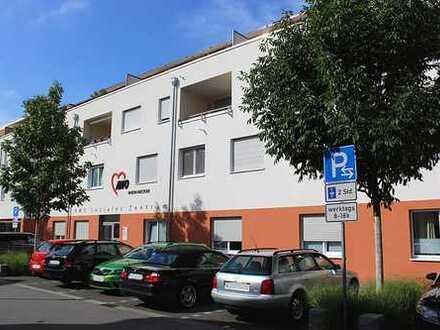 Betreutes Wohnen für Senioren – 2-Zimmer-Wohnung mit Ost-Loggia in Schriesheim