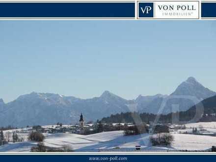 Baugrundstück & grandioser Alpenblick