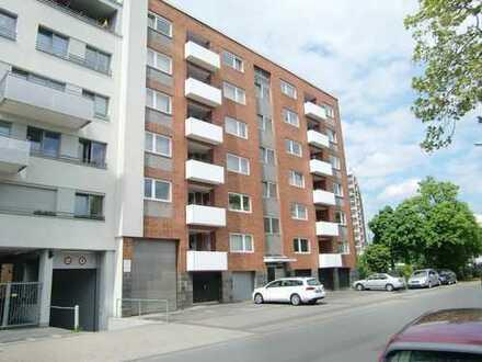 tolle 2-Zimmer Wohnung im Herzen von Nippes, neues Bad, Küche, Balkon
