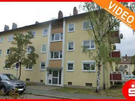 Kleine 3 Zimmer - Wohnung in Lauf / links