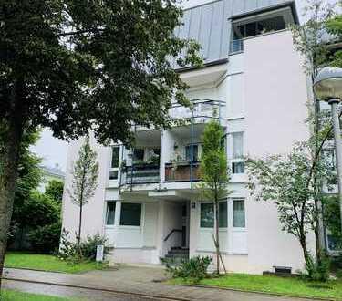 Pfiffige 2-Zimmer-Wohnung München-Oberföhring