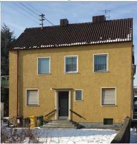 Gepflegtes EFH mit 5 Zi. + Wohnzimmer + Küche für WG oder Monteure bis Jahresende zu vermieten