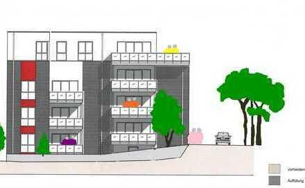 Penthouse mit Dachterrasse & hochw. Ausstattung in zentraler Lage mit Blick auf den Biegerpark!