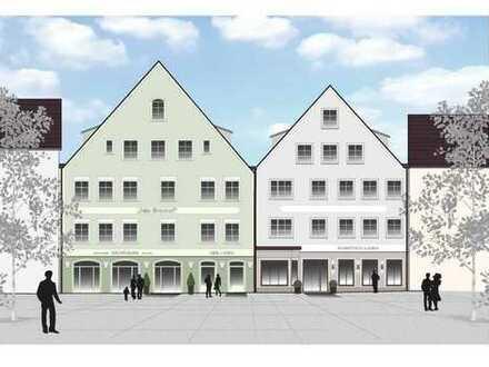 Wohnen in modernem Ambiente Denkmalobjekt in Schongau