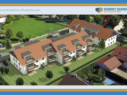 Schöne Eigentumswohnung in ruhiger Lage in Jengen (304)