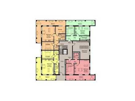 Neubau Mehrfamilienhaus in Neckartailfingen z. Bsp. Haus 2 - Whg 2.4