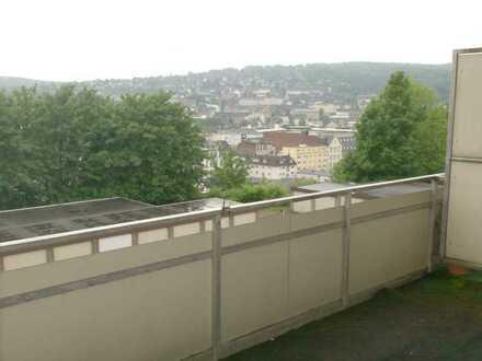 Grosszügige Wohnung mit Balkon und Blick über Barmen