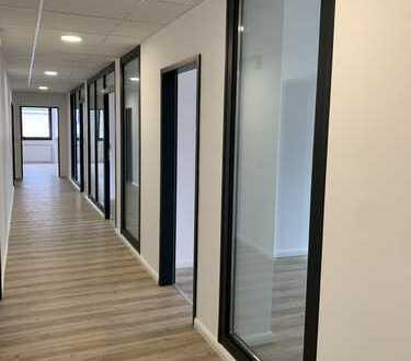 Bürofläche/Loft**243 m² in Flughafennähe**komplett neu**courtagefrei