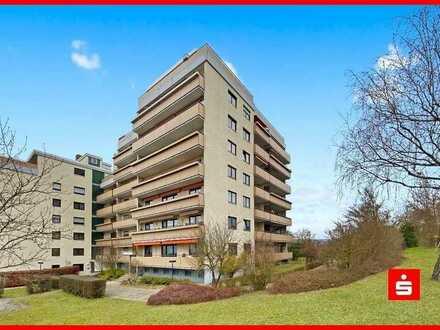Dem Himmel ein Stück näher! Eigentumswohnung in Veitshöchheim