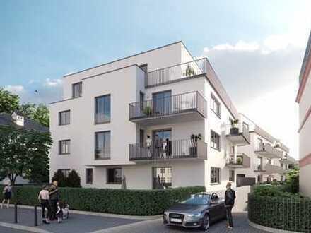 Attraktive 4-Zimmer-Wohnung mit großem Süd-Balkon