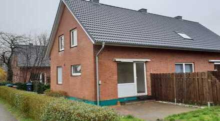 Gatermann Immobilien: Gepflegtes Reihenendhaus in Kremperheide