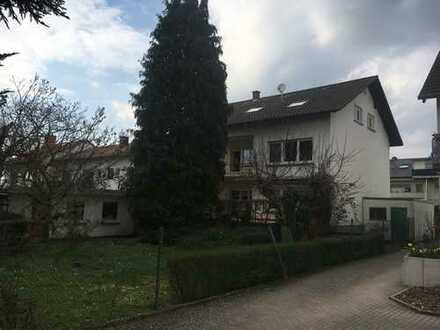 Erstbezug nach Sanierung: freundliche 3-Zimmer-DG-Wohnung in Bad Schönborn