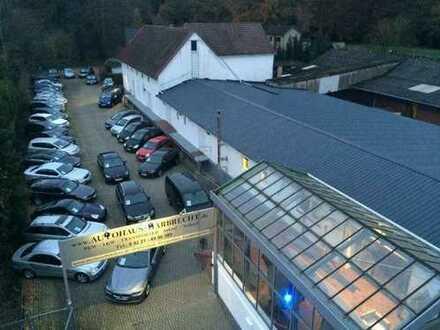 AUTOHANDEL-LADENFLÄCHE -LADENLOKAL-BÜROS-PRAXIS-LAGER