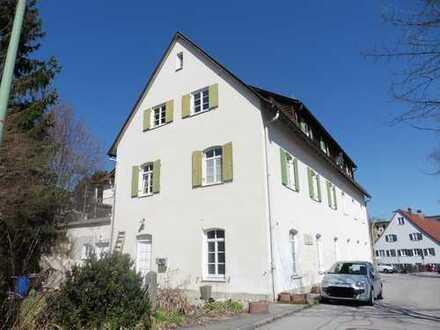 3-Fam.Haus in ruhiger Stadtlage: Historische Schönheit